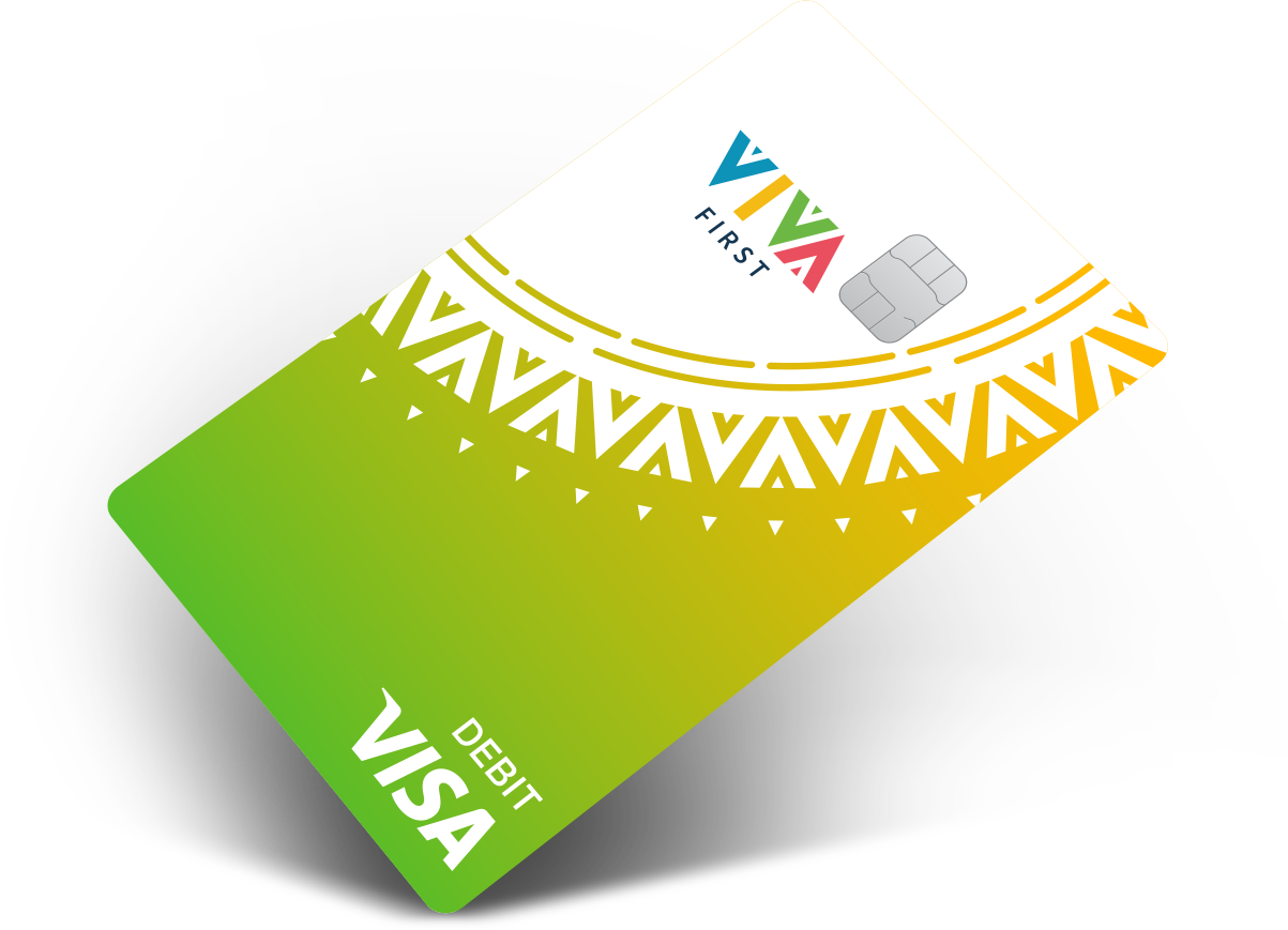 Viva First Visa® Debit Card